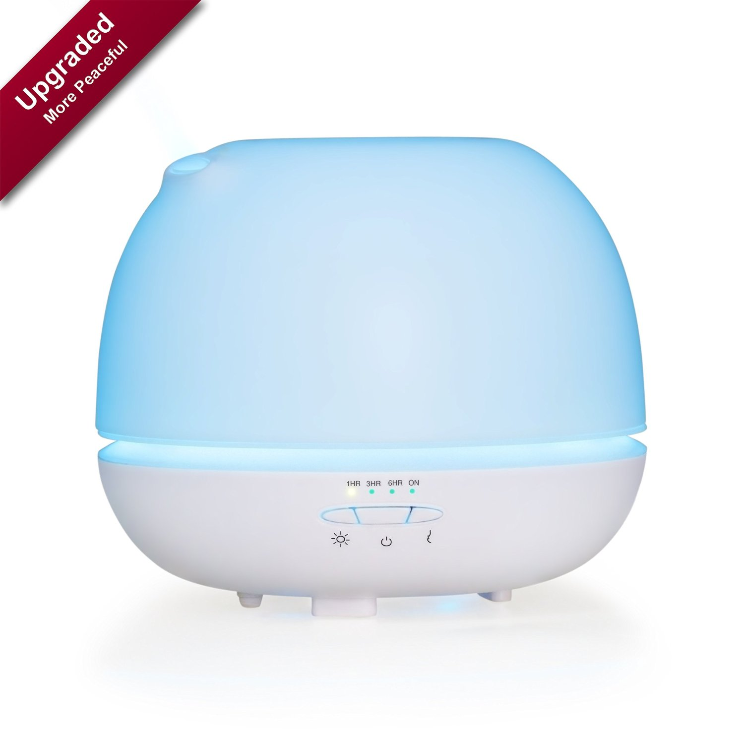 Cool Mist Air Humidifier By Vafee 500ml Essential Oil