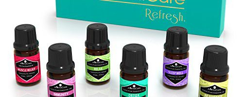 doterra essential oils for foot pain