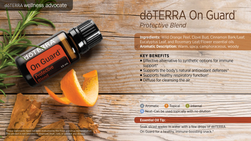 doTERRA ONGUARD PROTECTIVE BLEND