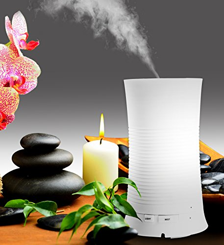 Calily Ultrasonic Essential Oil Diffuser Aromatherapy