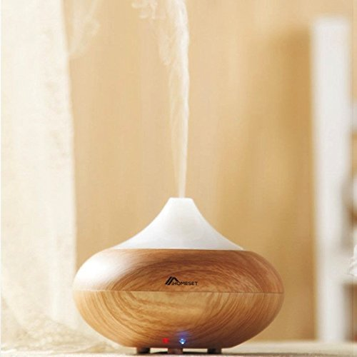 Ihomeset Essential Oil Diffuser Electric Aromatherapy